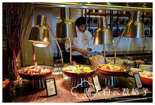 早餐 @ The Big Kitchen 咖啡厅