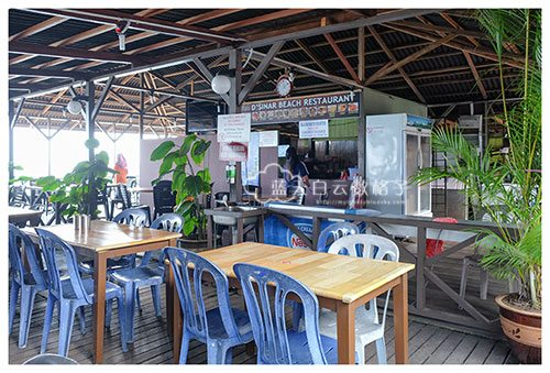 刁曼岛 Tioman Island : Kampung Paya 吃喝玩乐