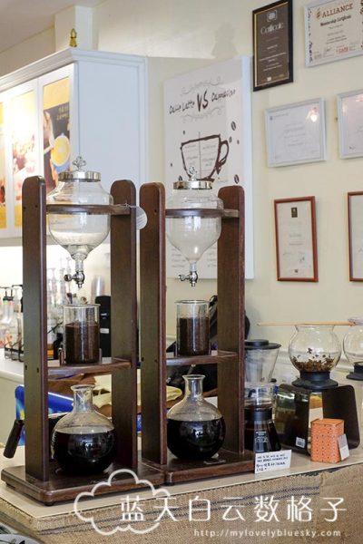 冰滴咖啡制作