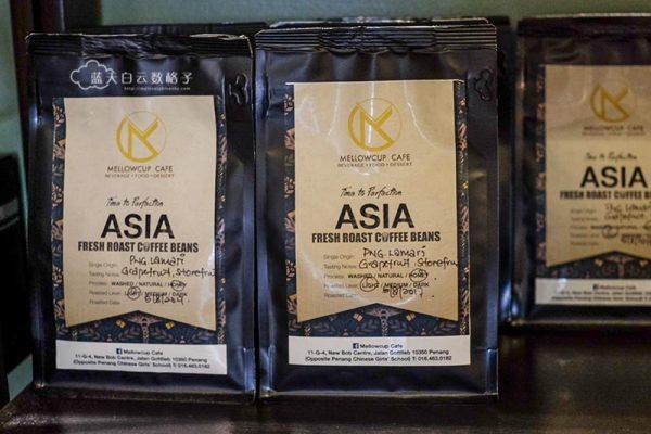 香港陈豪自家品牌咖啡豆