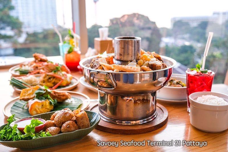 泰国 Terminal 21 Pattaya 最佳泰国料理餐厅