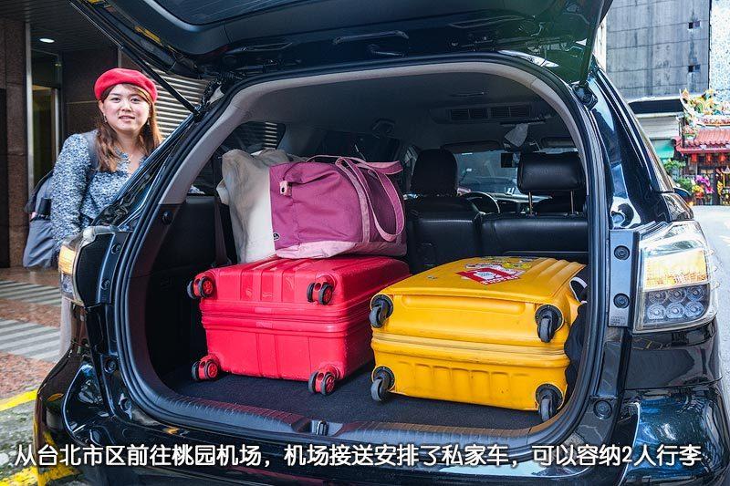 台北市区到桃园机场