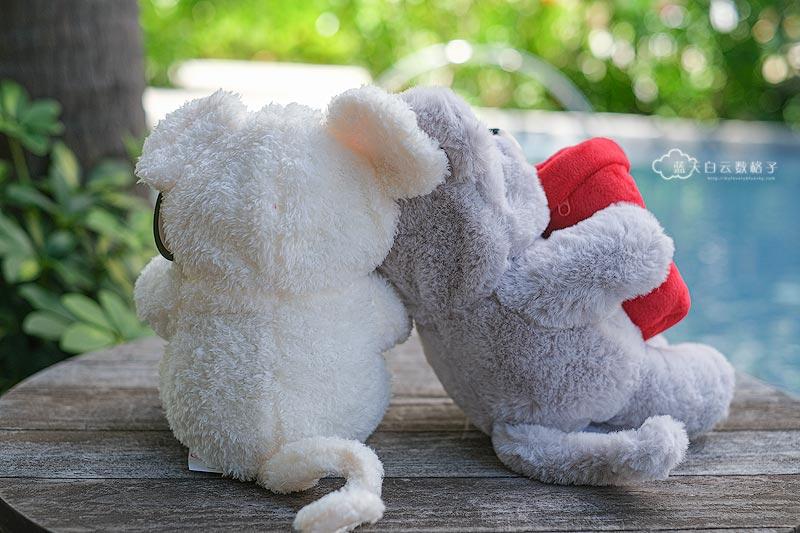 星巴克熊老鼠的尾巴