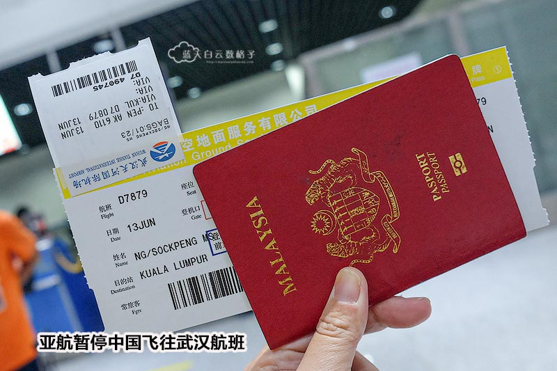 武汉肺炎,前往中国航班受影响